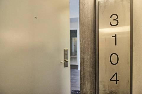 Apartment for rent at 318 Richmond St Unit 3104 Toronto Ontario - MLS: C4652051