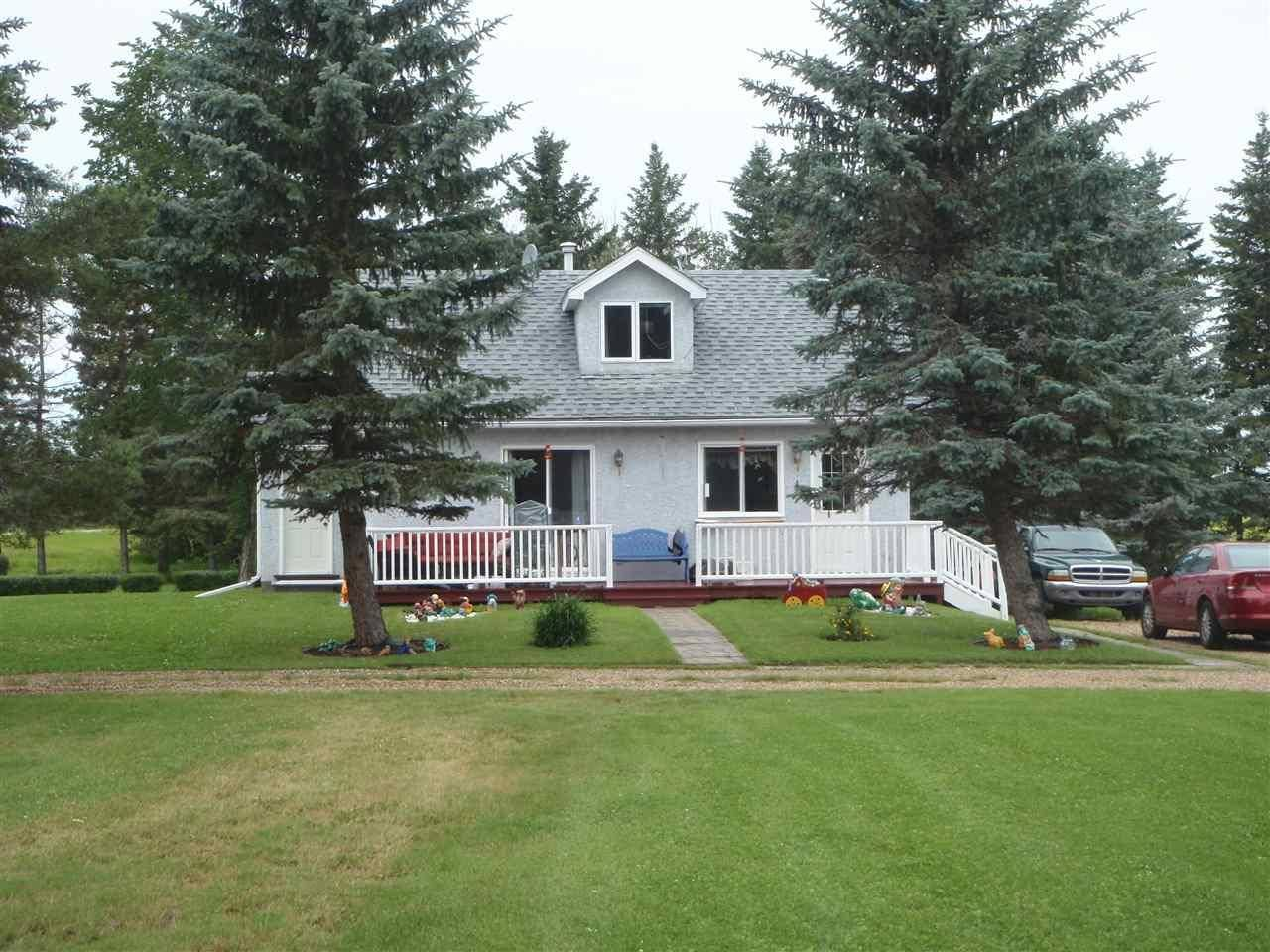 House for sale at 3104 654 Hy Rural Barrhead County Alberta - MLS: E4167277