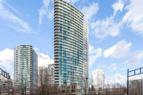 Condo for sale at 1009 Expo Blvd Unit 3105 Vancouver British Columbia - MLS: R2433123