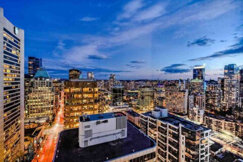 Condo for sale at 1111 Alberni St Unit 3105 Vancouver British Columbia - MLS: R2511694