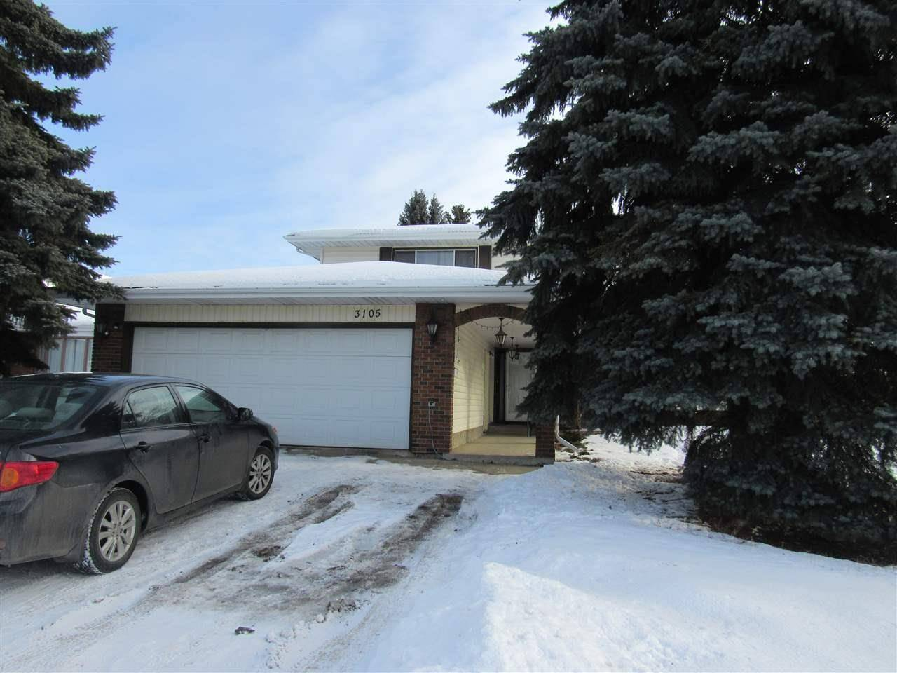 House for sale at 3105 112a St Nw Edmonton Alberta - MLS: E4185683