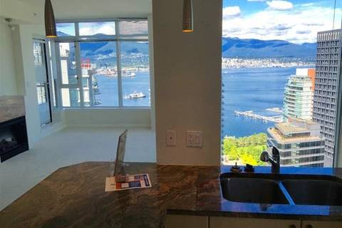 Condo for sale at 1211 Melville St Unit 3105 Vancouver British Columbia - MLS: R2386676