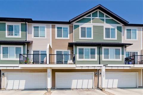 Townhouse for sale at 333 Taralake Wy Northeast Unit 3105 Calgary Alberta - MLS: C4248137
