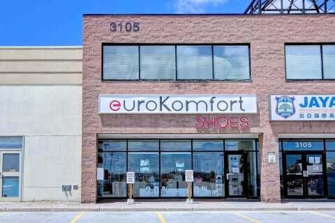 Commercial property for sale at 3105 Dundas St Mississauga Ontario - MLS: W4778495