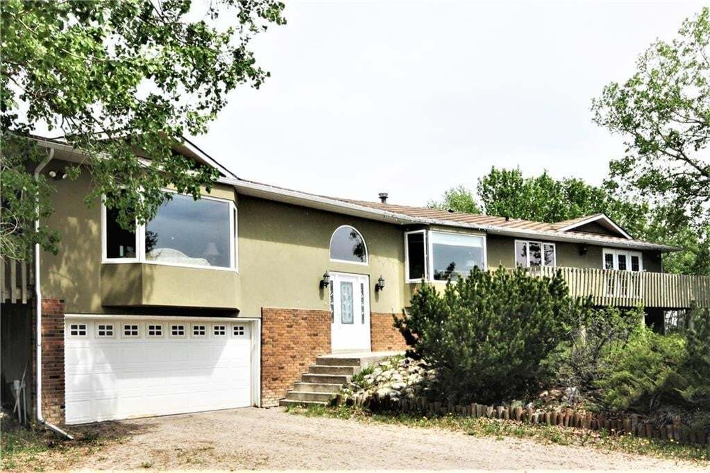 House for sale at 31052 Woodland Ht Bearspaw_calg, Rural Rocky View County Alberta - MLS: C4274696
