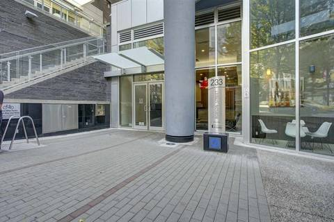 Condo for sale at 233 Robson St Unit 3106 Vancouver British Columbia - MLS: R2403732