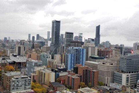 Apartment for rent at 290 Adelaide St Unit 3106 Toronto Ontario - MLS: C4969488