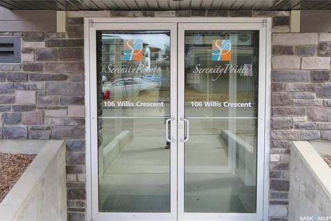 Condo for sale at 106 Willis Cres Unit 3107 Saskatoon Saskatchewan - MLS: SK806375