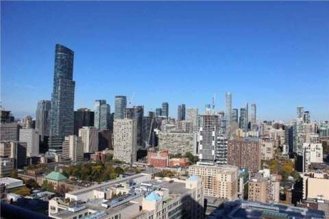 Apartment for rent at 159 Dundas St Unit 3107 Toronto Ontario - MLS: C4829914