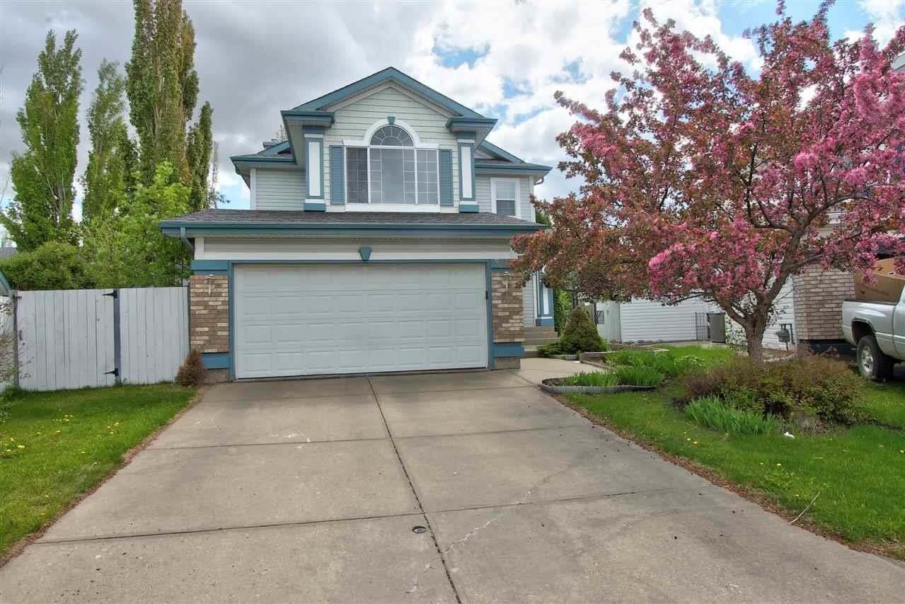 House for sale at 3107 41 Av NW Edmonton Alberta - MLS: E4188592