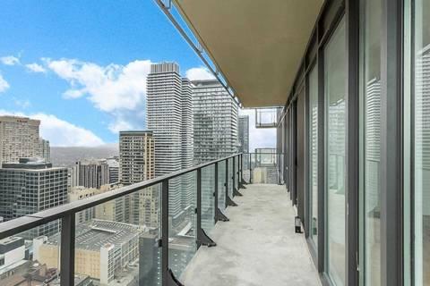 Apartment for rent at 75 St. Nicholas St Unit 3107 Toronto Ontario - MLS: C4422513