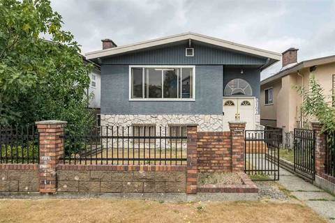 House for sale at 3107 29th Ave E Vancouver British Columbia - MLS: R2350856
