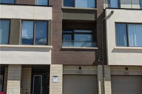 Townhouse for rent at 3107 Mintwood Circ Oakville Ontario - MLS: W4858507