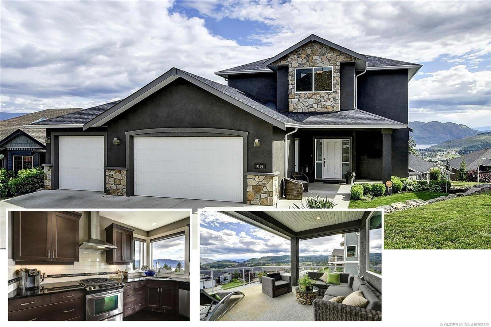 House for sale at 3107 Sageview Rd West Kelowna British Columbia - MLS: 10208329