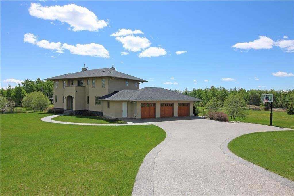 House for sale at 31079 Woodland Vw Bearspaw_calg, Rural Rocky View County Alberta - MLS: C4280559