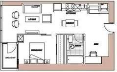 Apartment for rent at 25 Telegram Me Unit 3108 Toronto Ontario - MLS: C4455453
