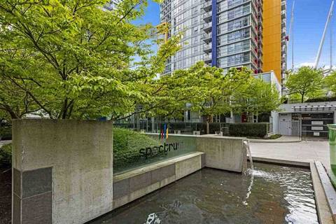Condo for sale at 111 Georgia St W Unit 3109 Vancouver British Columbia - MLS: R2411457