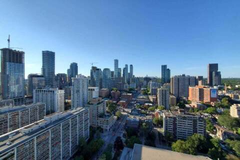 Apartment for rent at 85 Wood St Unit 3109 Toronto Ontario - MLS: C4925657