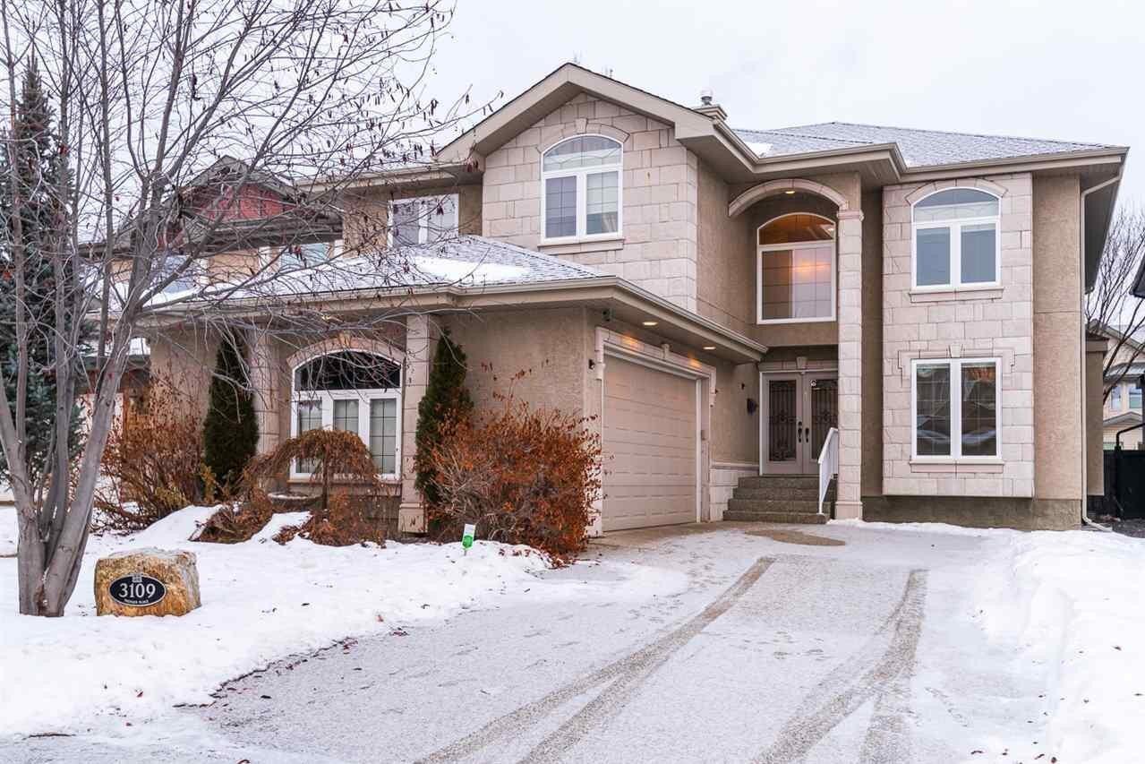 House for sale at 3109 Tredger Pl NW Edmonton Alberta - MLS: E4223138