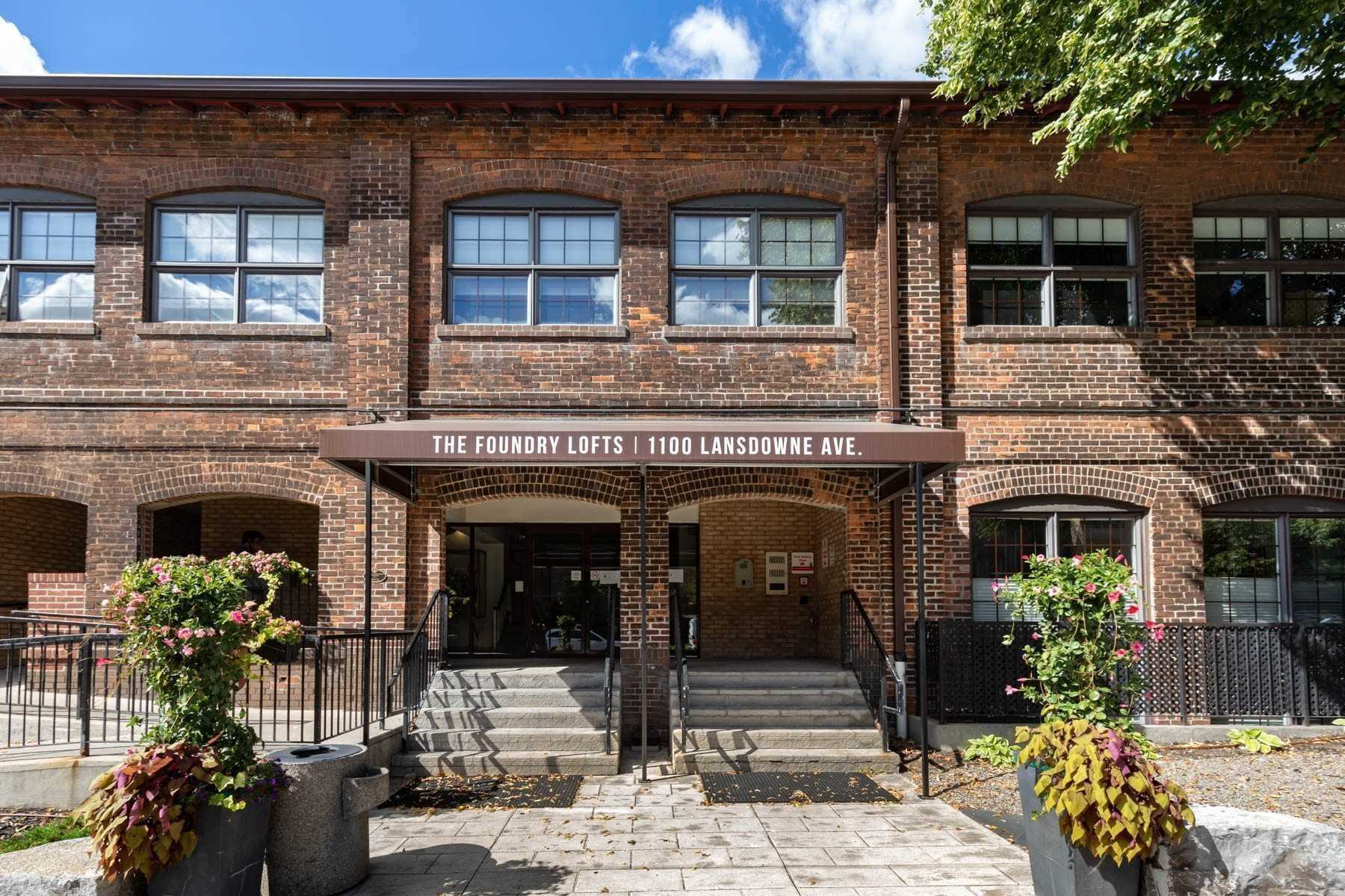For Rent: 311 - 1100 Lansdowne Avenue, Toronto, ON   2 Bed, 2 Bath Condo for $3500.00. See 17 photos!