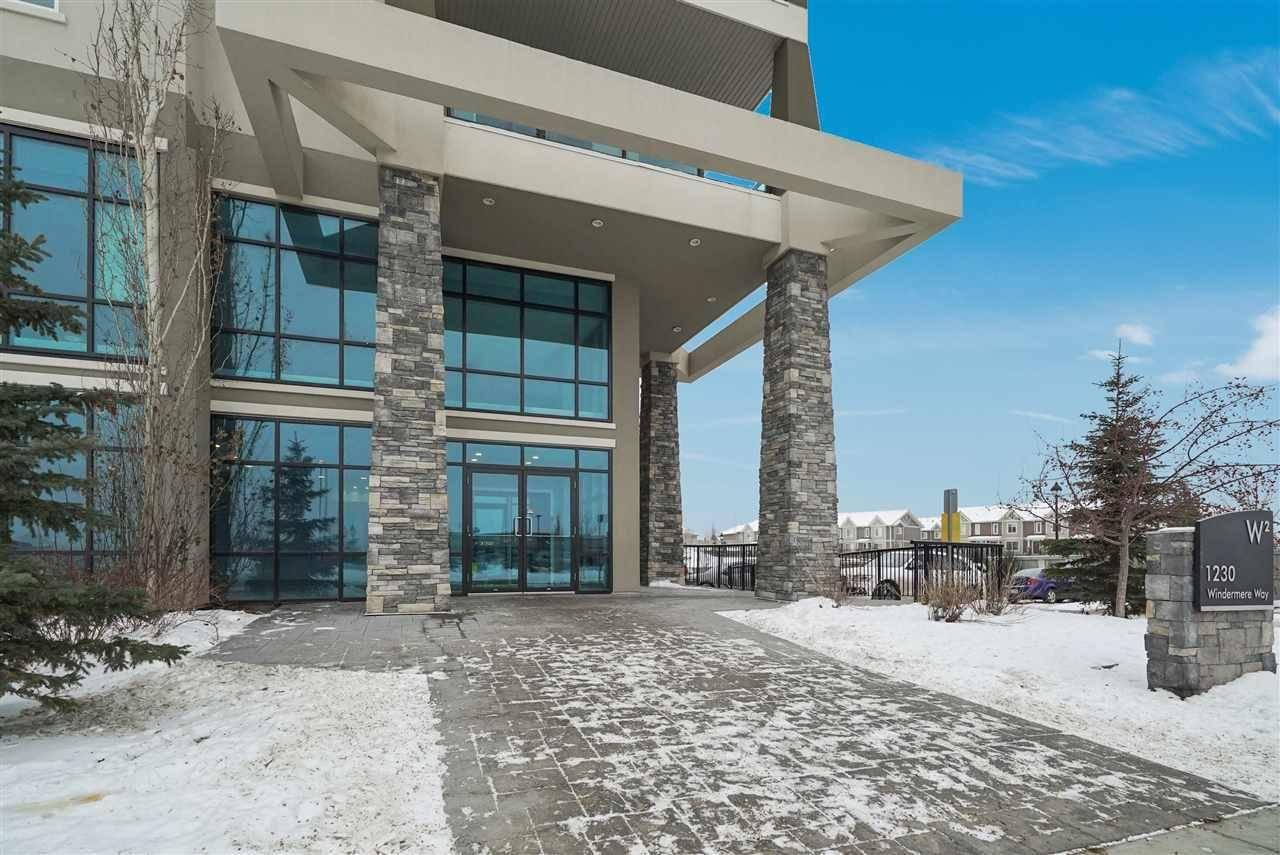 Condo for sale at 1230 Windermere Wy Sw Unit 311 Edmonton Alberta - MLS: E4177284