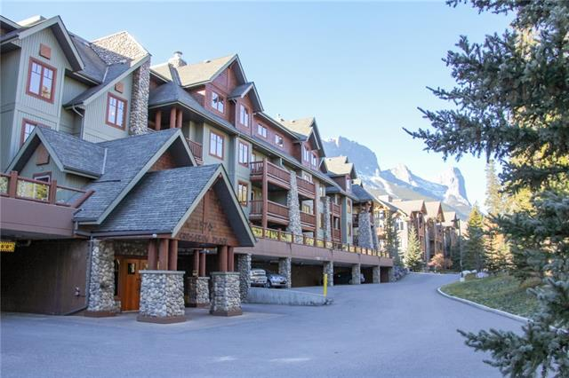 Sold: 311 - 170 Crossbow Place, Canmore, AB