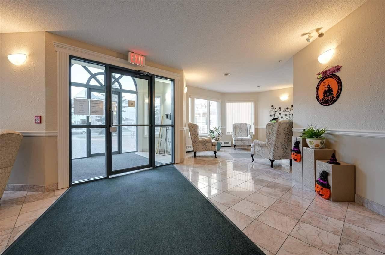 Condo for sale at 17150 94a Ave Nw Unit 311 Edmonton Alberta - MLS: E4178513