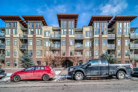 Condo for sale at 1720 10 St Southwest Unit 311 Calgary Alberta - MLS: C4291881