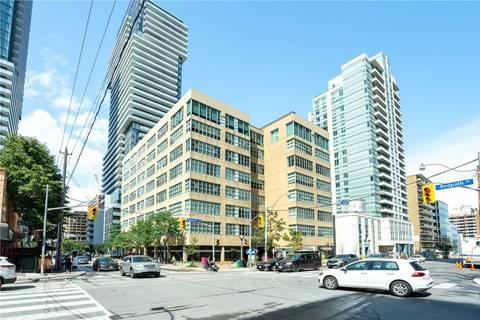 Condo for sale at 188 Eglinton Ave Unit 311 Toronto Ontario - MLS: C4544675