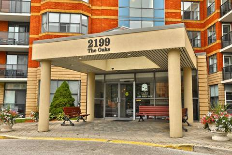 Condo for sale at 2199 Sixth Line Unit 311 Oakville Ontario - MLS: W4673977