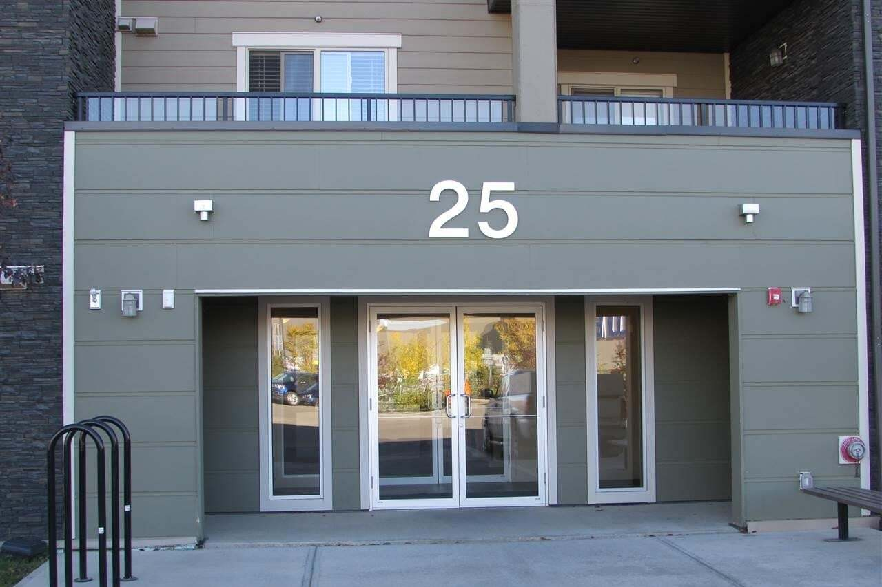 Condo for sale at 25 Element Dr N Unit 311 St. Albert Alberta - MLS: E4215621