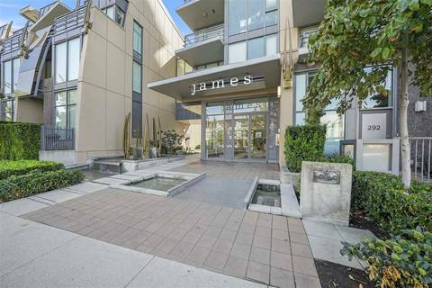 Condo for sale at 288 1st Ave W Unit 311 Vancouver British Columbia - MLS: R2428552