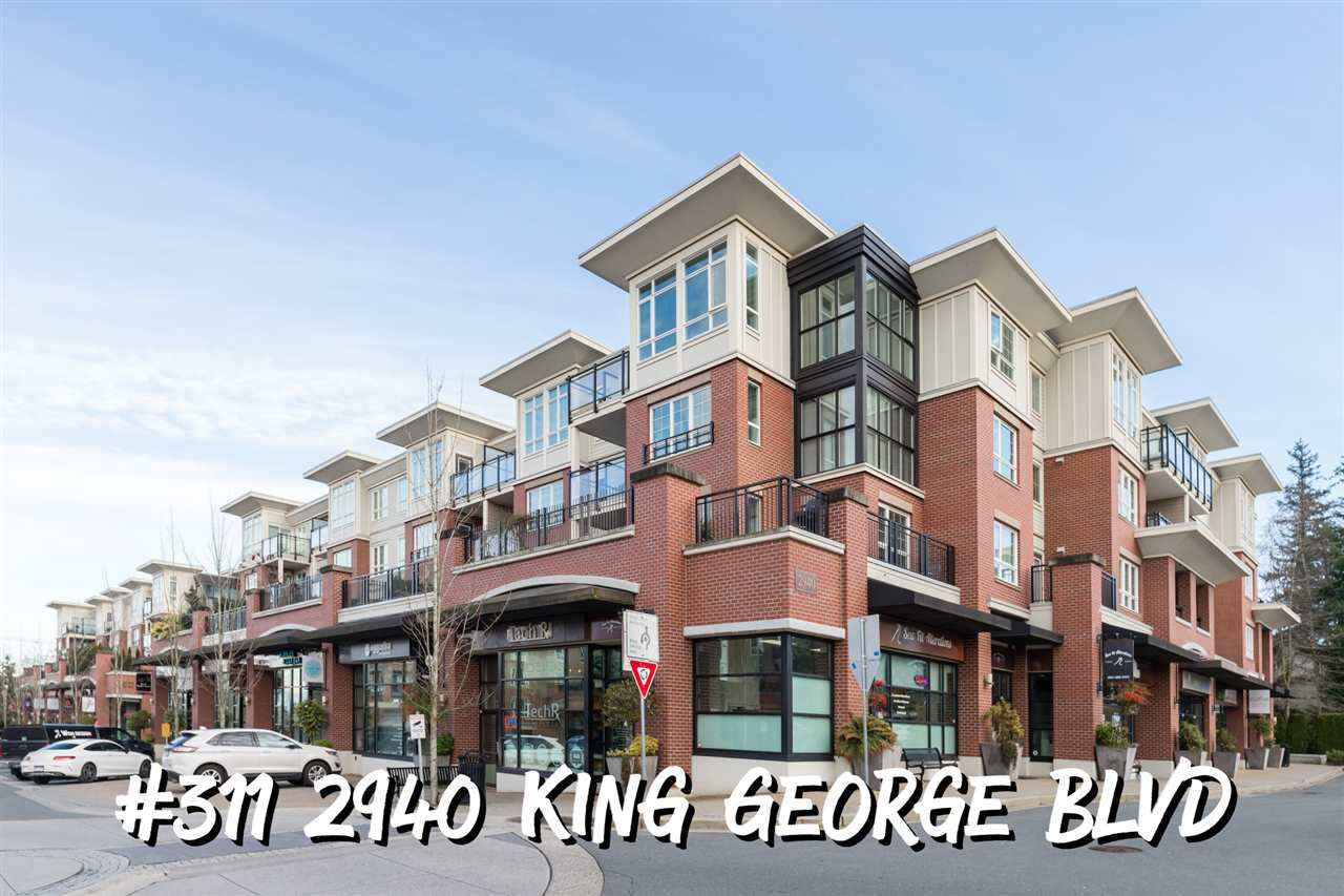 Removed: 311 - 2940 King George Boulevard, Surrey, BC - Removed on 2020-03-03 04:27:15