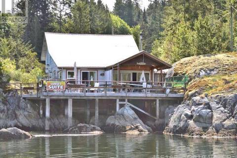 House for sale at 312 Whaletown Rd Unit 311 Cortes Island British Columbia - MLS: 455165