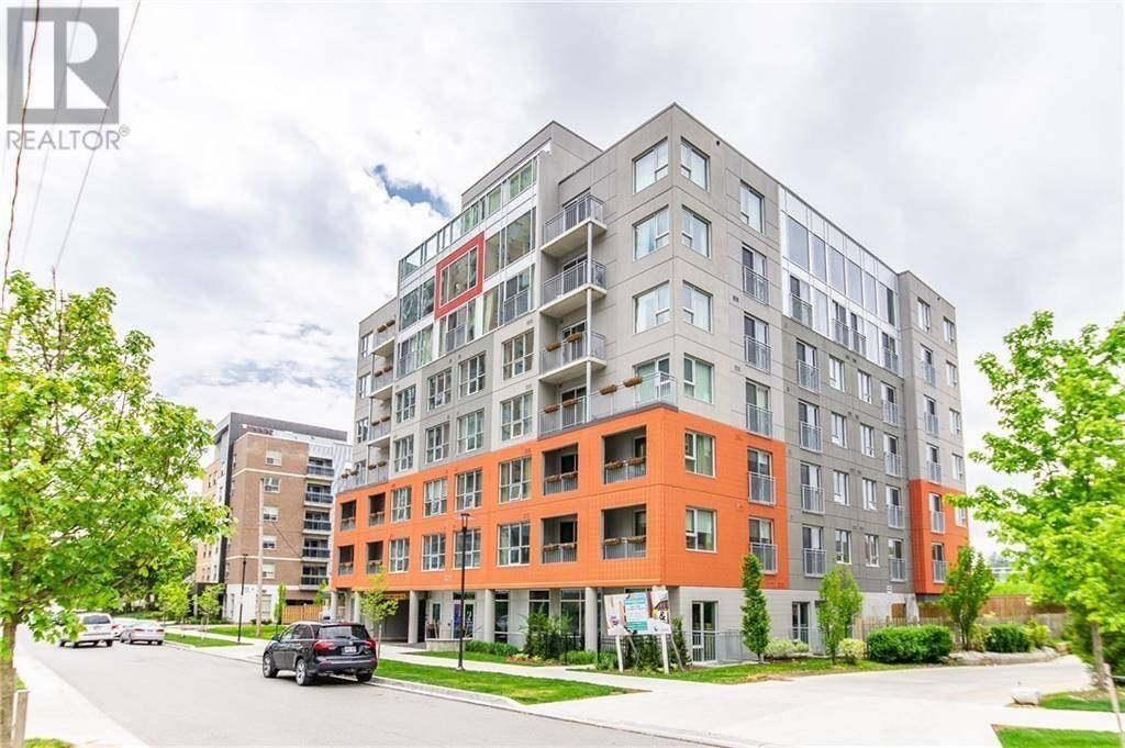 Condo for sale at 321 Spruce St Unit 311 Waterloo Ontario - MLS: 30773316