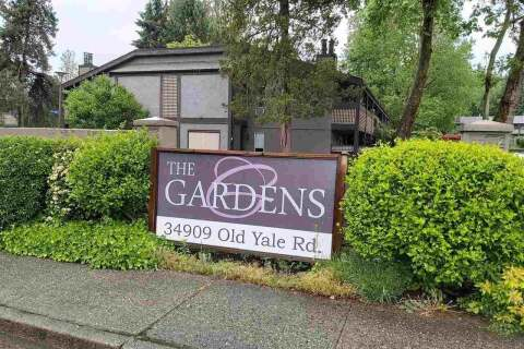 Townhouse for sale at 34909 Old Yale Rd Unit 311 Abbotsford British Columbia - MLS: R2458704