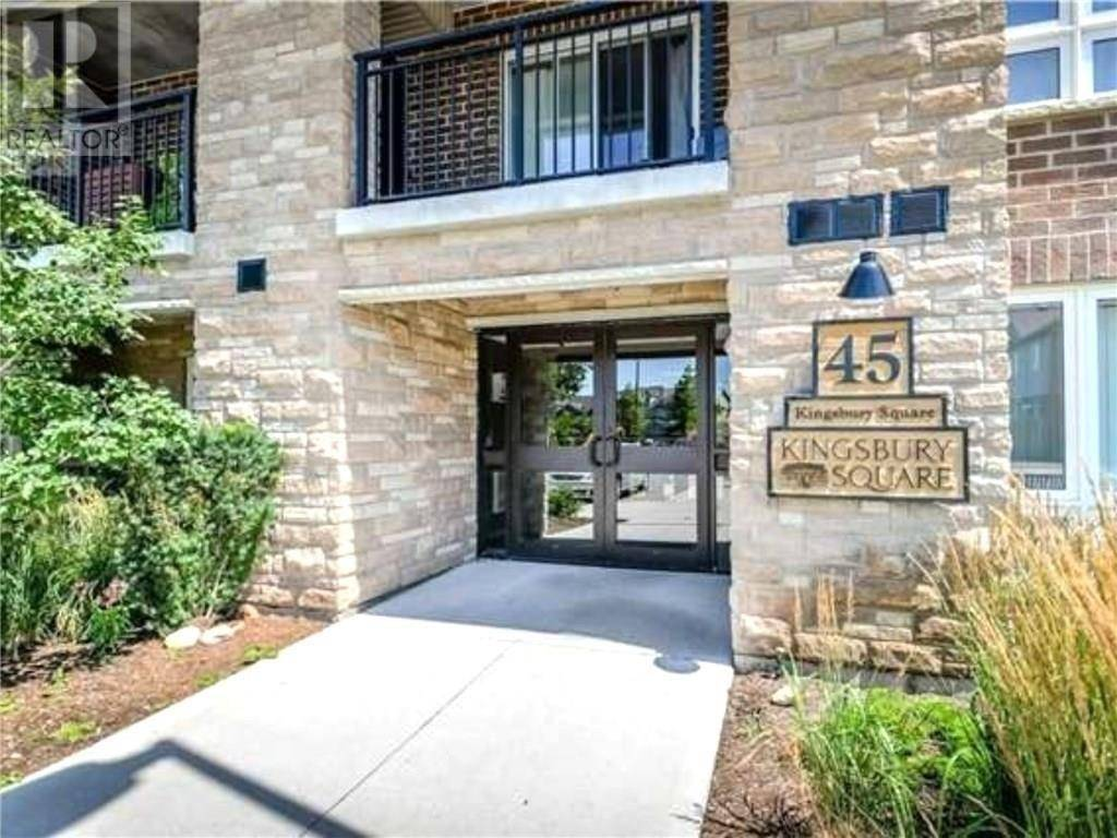 Apartment for rent at 45 Kingsbury Sq Unit 311 Guelph Ontario - MLS: 30803266