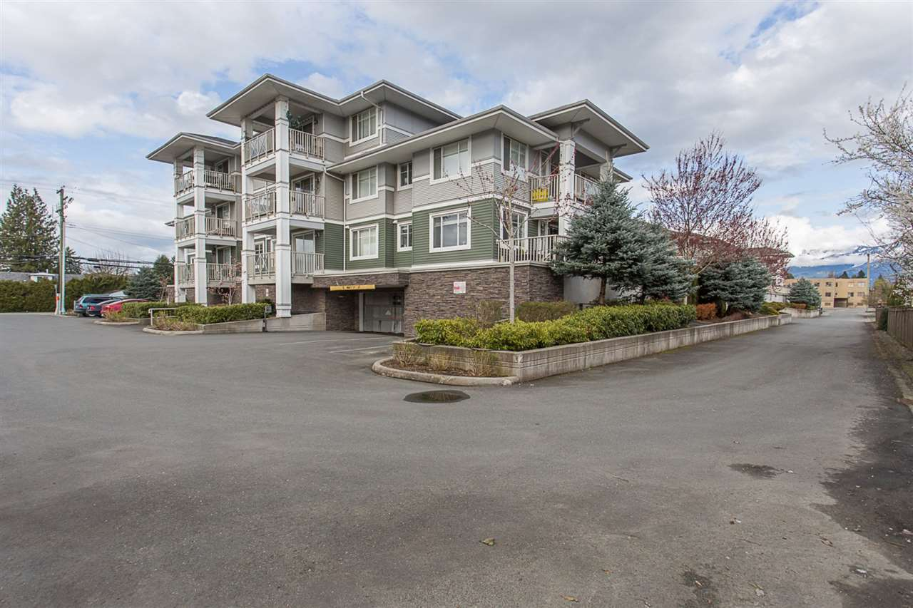 Sold: 311 - 46262 First Avenue, Chilliwack, BC