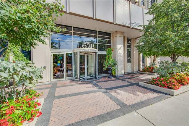 Sold: 311 - 628 Fleet Street, Toronto, ON