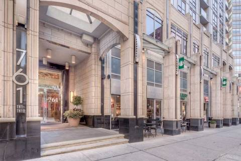 Condo for sale at 761 Bay St Unit 311 Toronto Ontario - MLS: C4576568