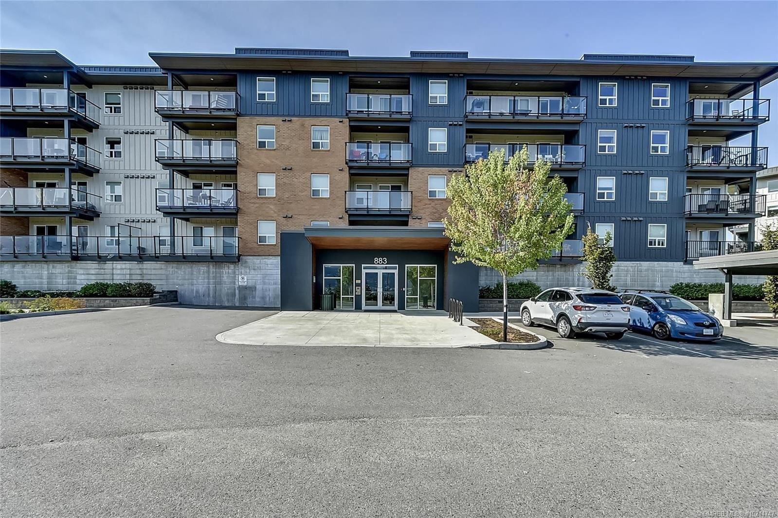 Condo for sale at 883 Academy Wy Unit 311 Kelowna British Columbia - MLS: 10214747
