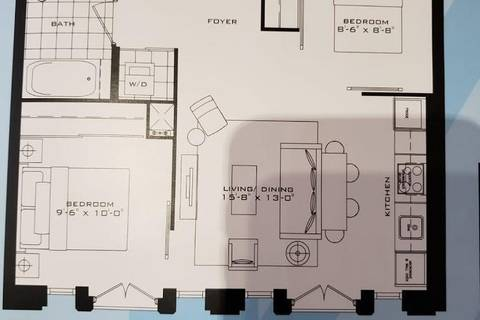 Apartment for rent at 955 Bay St Unit 311 Toronto Ontario - MLS: C4728872