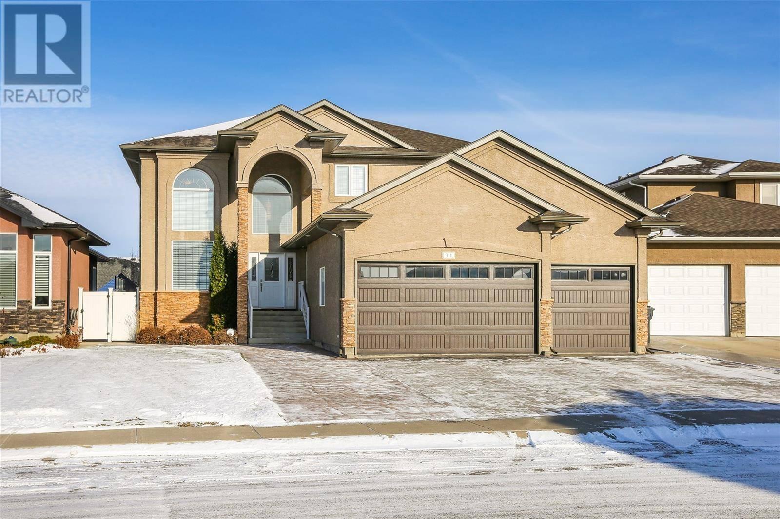 House for sale at 311 Beechwood Cres Saskatoon Saskatchewan - MLS: SK791256
