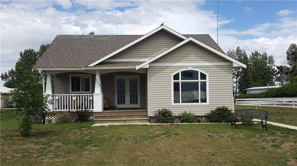 House for sale at 311 Carman St Carmangay Alberta - MLS: C4194473