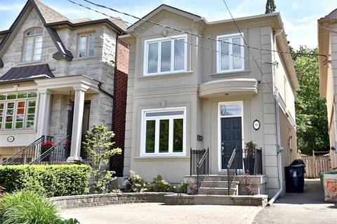 House for sale at 311 Castlefield Ave Toronto Ontario - MLS: C4489392