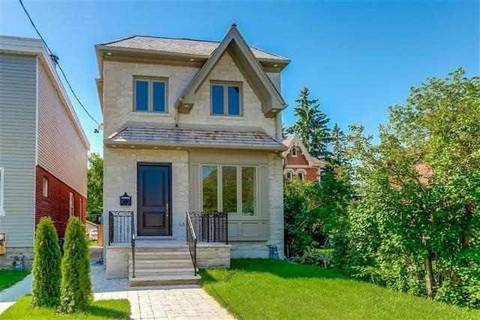 House for rent at 311 Davisville Ave Toronto Ontario - MLS: C4624984