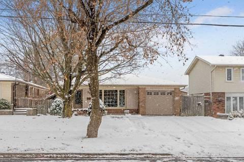 House for sale at 311 Delrex Blvd Halton Hills Ontario - MLS: W4632051