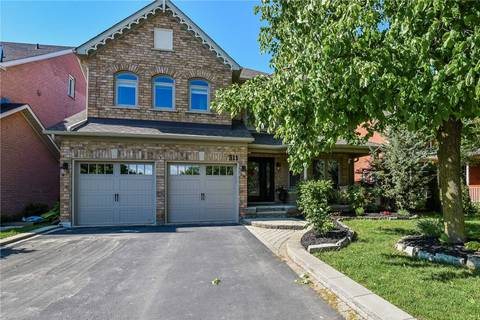 House for sale at 311 Flanagan Ct Newmarket Ontario - MLS: N4483051