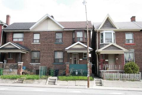 Townhouse for sale at 311 Harbord St Toronto Ontario - MLS: C4518183