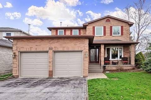 House for sale at 311 Kelly Cres Newmarket Ontario - MLS: N4427155